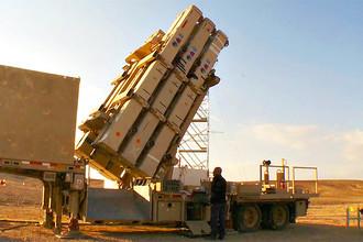Система противоракетной обороны «Праща Давида»