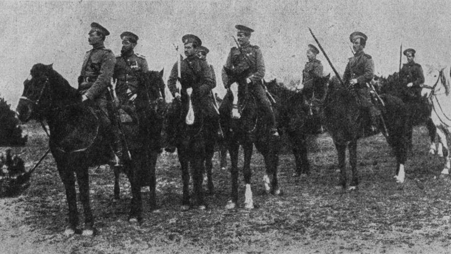 105 лет назад русские кавалеристы победили австрийцев при солнечном затмении