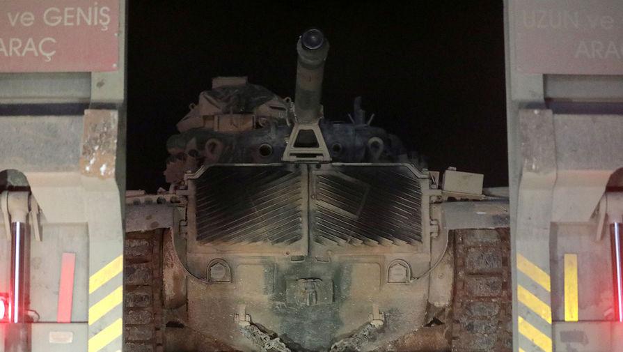 «Операция продолжается»: турки бьют по армии Сирии