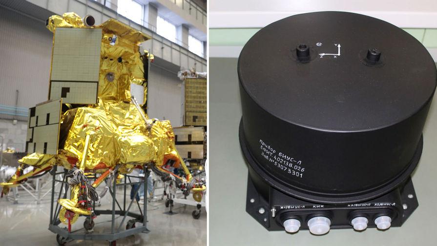 10 кг вместо 1,5. Как России лететь на Луну под санкциями