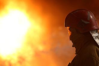 Работа пожарных, 4 ноября 2016 года