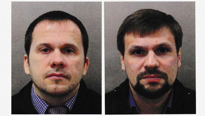 Андрей Петров и Дмитрий Городецкий