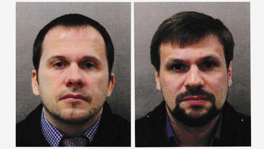 СМИ: Петров и Боширов устроили нарковечеринку с проституткой перед визитом в Солсбери