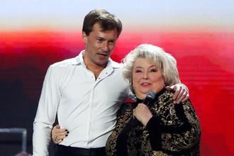 Илья Кулик и Татьяна Тарасова