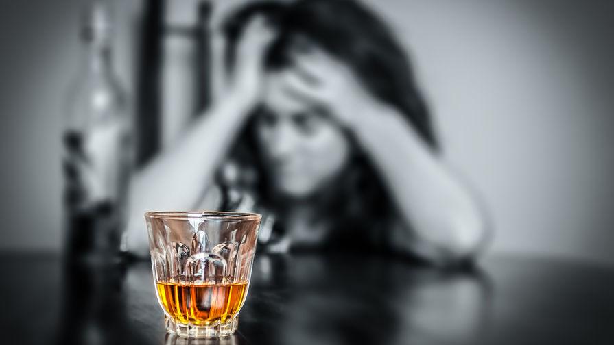 Ученые нашли причину женского алкоголизма