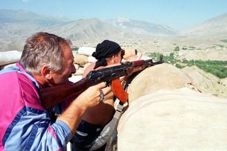 Жители Дагестана начали создавать отряды самообороны в конце 90-х годов