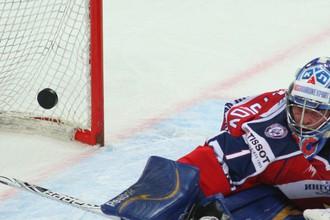 Михаил Бирюков был признан лучшим игроком матча со Словакией