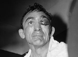 Кармен Базилио был очень мужественным боксером