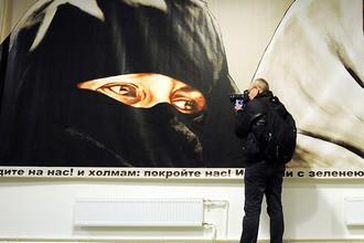 В Петербурге открылась выставка Марата Гельмана «Icons»