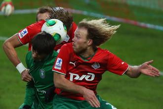 «Локомотив» бил-бил, но так и не забил
