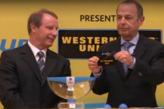 Берти Фогтс стал почетным гостем жеребьевки мини-футбольного «Финала четырех» Кубка УЕФА