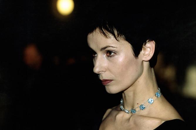 Ирина Апексимова, 2003 г.
