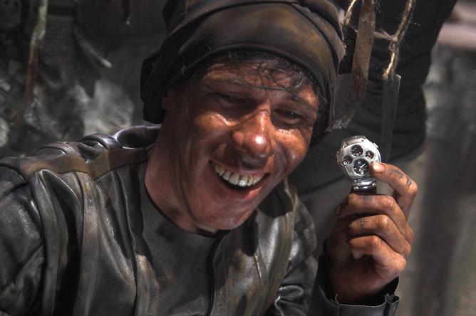 Алексей Панин в фильме «Обитаемый остров», 2008