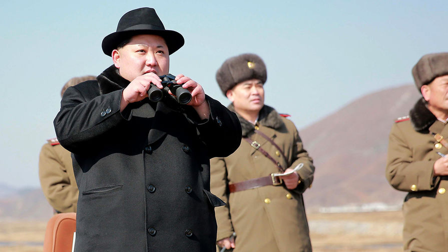 США насчитали 3 тыс. ядерных объектов в КНДР
