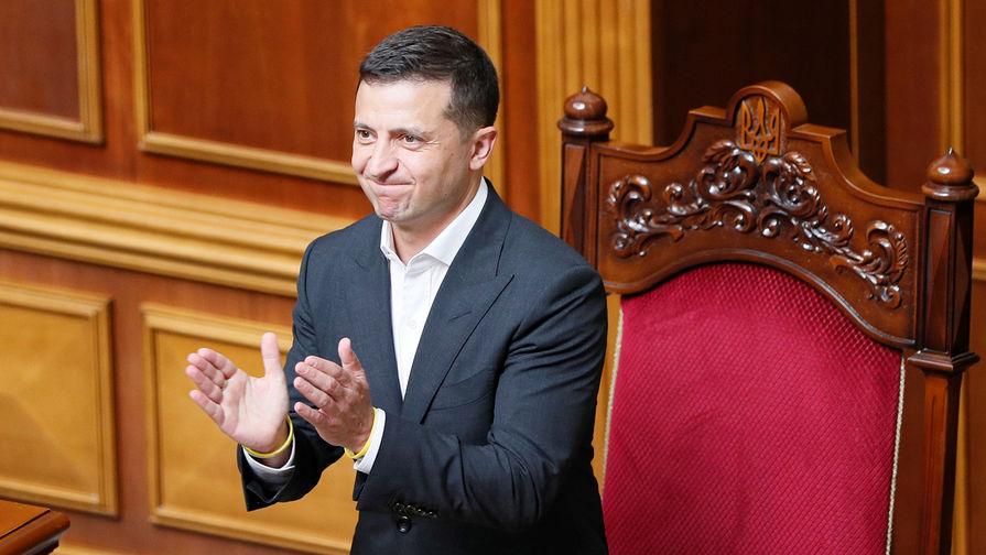 Зеленский: Украина выполнила свою часть для начала работы «нормандской четверки»