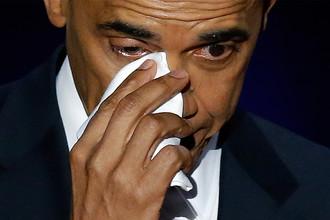 Обама оставил неравенство