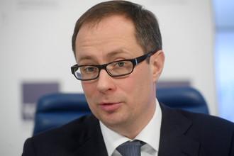 Министр физической культуры и спорта МО Роман Терюшков