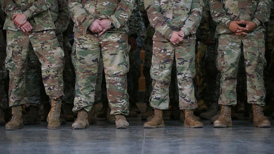 США хотят заменить свой контингент в Сирии на французский и английский