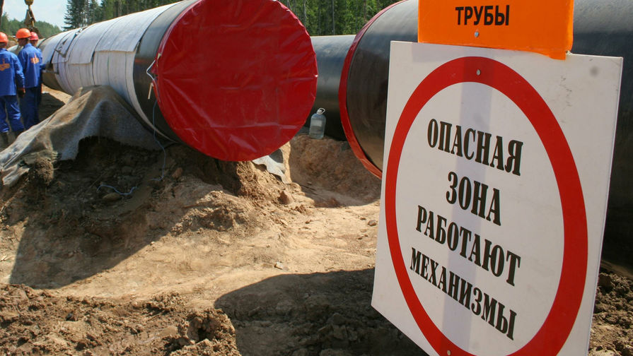 В США принят законопроект против российских энергопоставок в Европу
