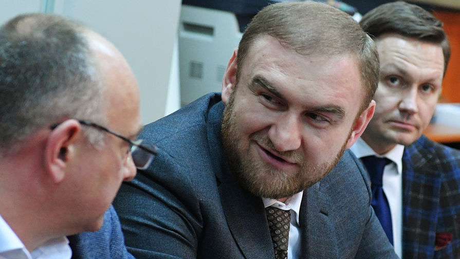 Крым Казаноков стал сенатором вместо Арашукова