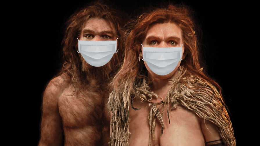 Виноваты неандертальцы: найдены гены уязвимости к коронавирусу