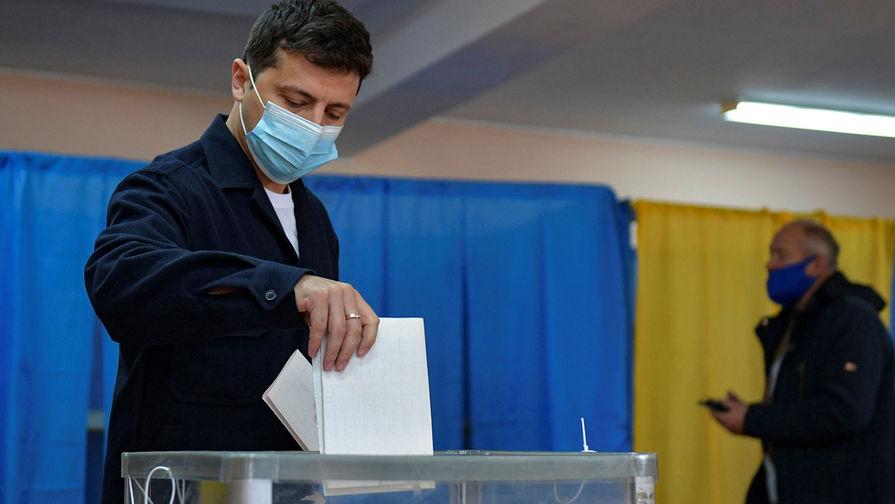 Местные выборы демонстрируют потерю доверия украинцев к