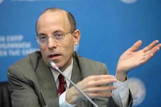Ричард Вайц, директор Центра военно-политического анализа в Гудзонском институте