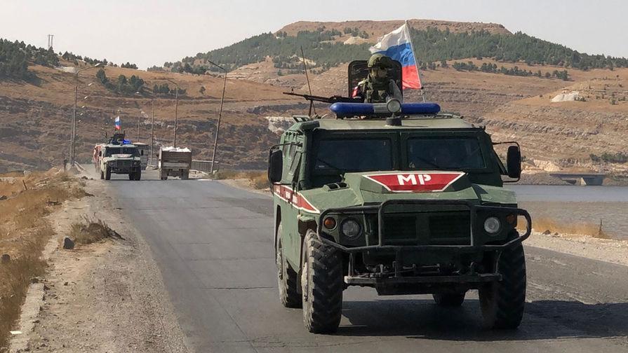 Люди с опытом: в Сирию прибыли российские полицейские