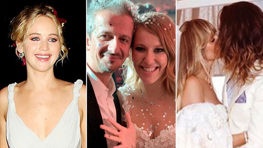 10 незабываемых свадеб 2019 года