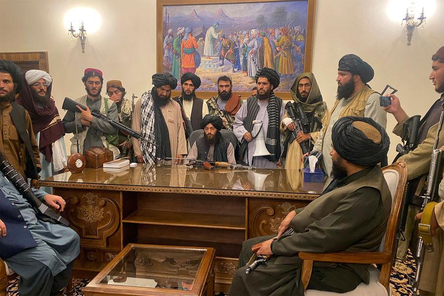 Талибы* хотят от ФРГ дипломатического признания и финансовой поддержки