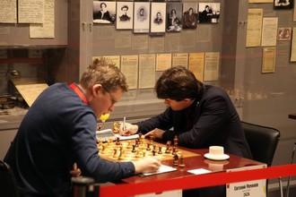 Суперфинал чемпионата России по шахматам