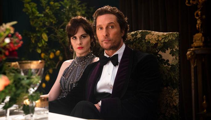 Кадр из фильма «Джентльмены» (2020)