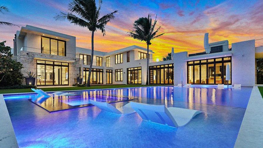 Неизвестный россиянин купил самый дорогой дом во Флориде за $140 млн