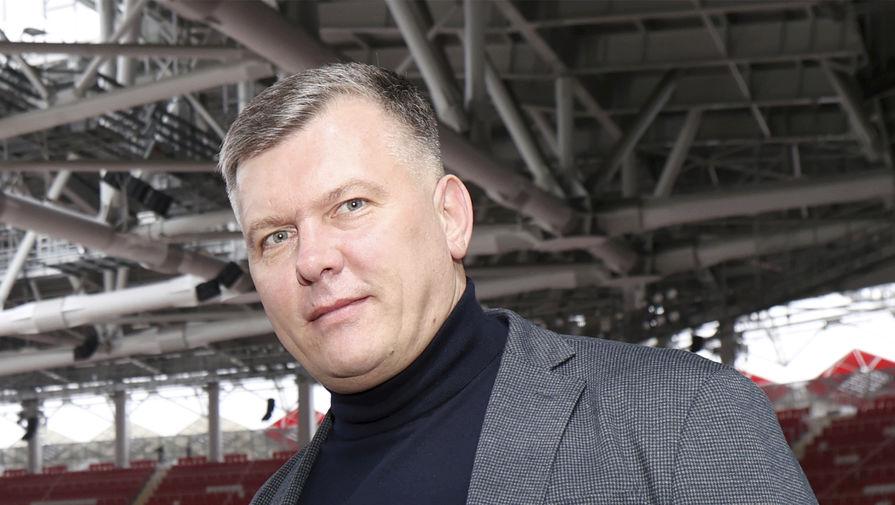 Гендиректор Спартака извинился перед фанатами после поражения от Легии