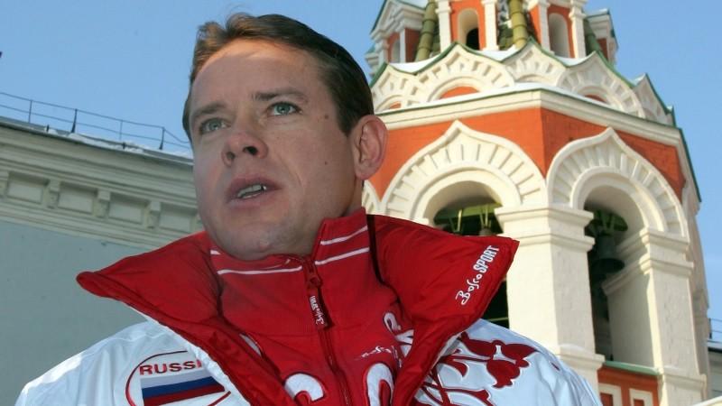 Павел Буре — одно из самый узнаваемых лиц российского спорта