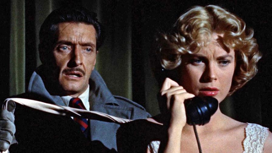 Кадр из фильма «Ð' случае убийства набирайте «М» (1954)