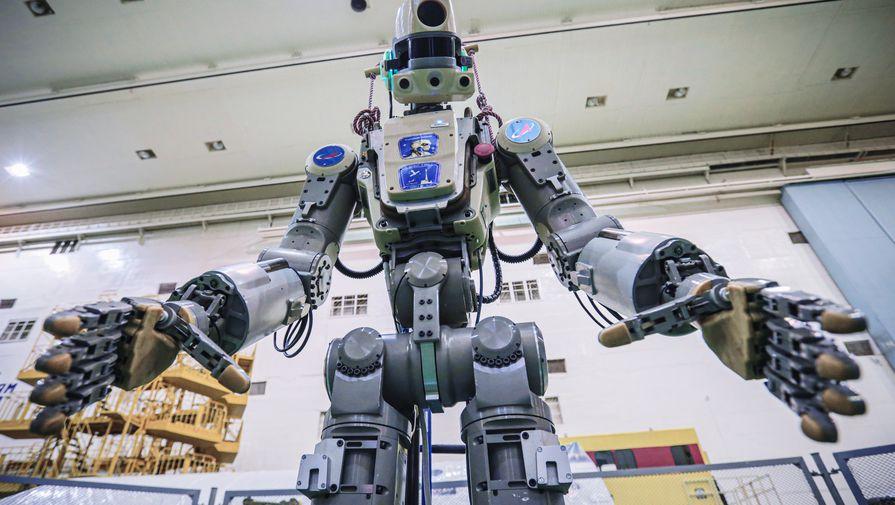 Рынок робототехники в России вырастет до 17,5 млрд рублей