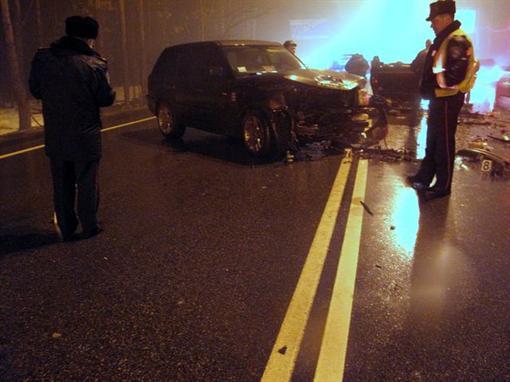Пассажирка «Жигулей», которая находилась на переднем сидении, получила смертельные травмы, а их водитель госпитализирован в тяжелом состоянии