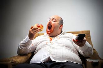 Обжорство может довести до рака печени