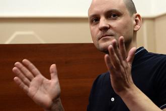 4 августа 2012 года Сергей Удальцов приехал в Барнаул для встречи с местной оппозицией