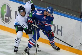 Звезда «медведей» Джонатан Чичу против Юрия Александрова