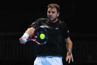 Швейцарский теннисист Станислас Вавринка все-таки попал в полуфинал итогового турнира ATP