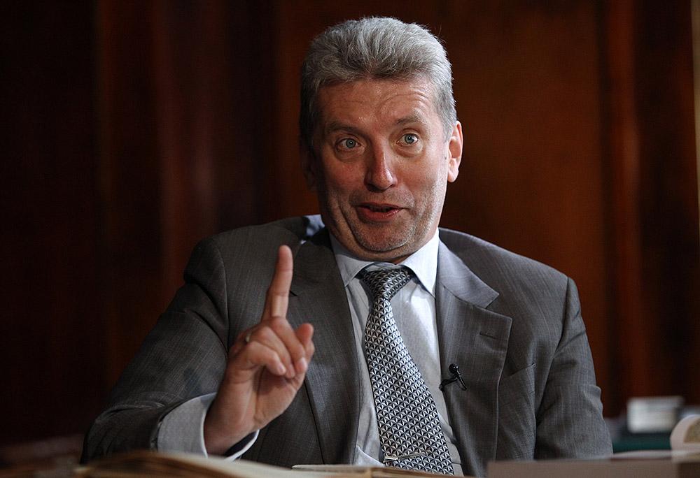 РГБ отказалась проверять диссертации по запросу депутатов Газета ru Директор РГБ Александр Вислый