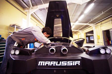 �������� Marussia Motors � ������� �� ������� ����������� ��������