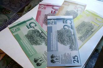 Колионы — валюта деревни Колионово