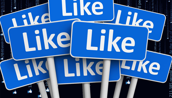 Facebook променял «дислайк» на смайлики