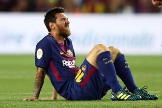 Лионель Месси в шоке от последних событий в «Барселоне»