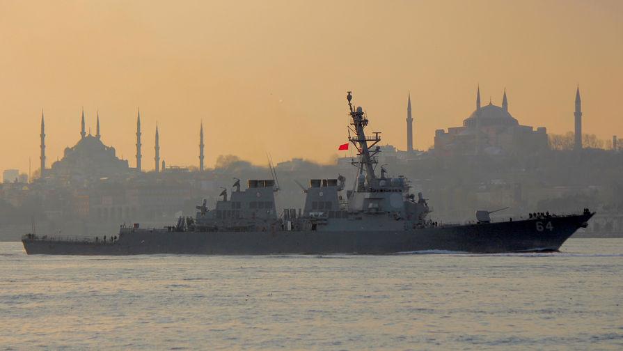 «Будем готовы реагировать»: США намерены направить корабли в Черное море