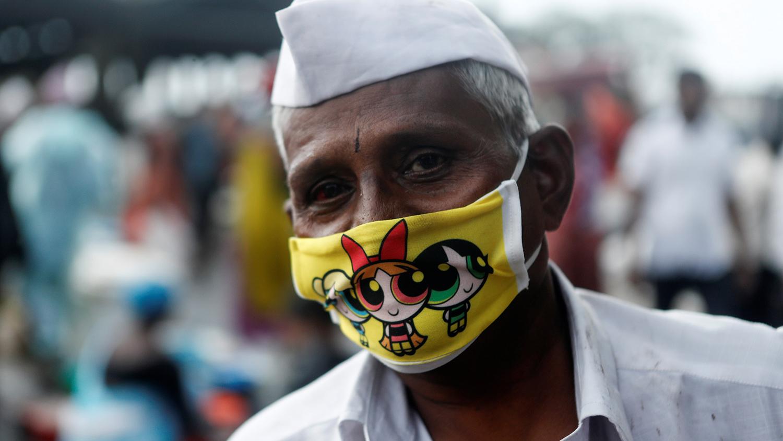Мумбай хотын иргэн.