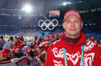 Лазаренко работал в сборной на Олимпиаде